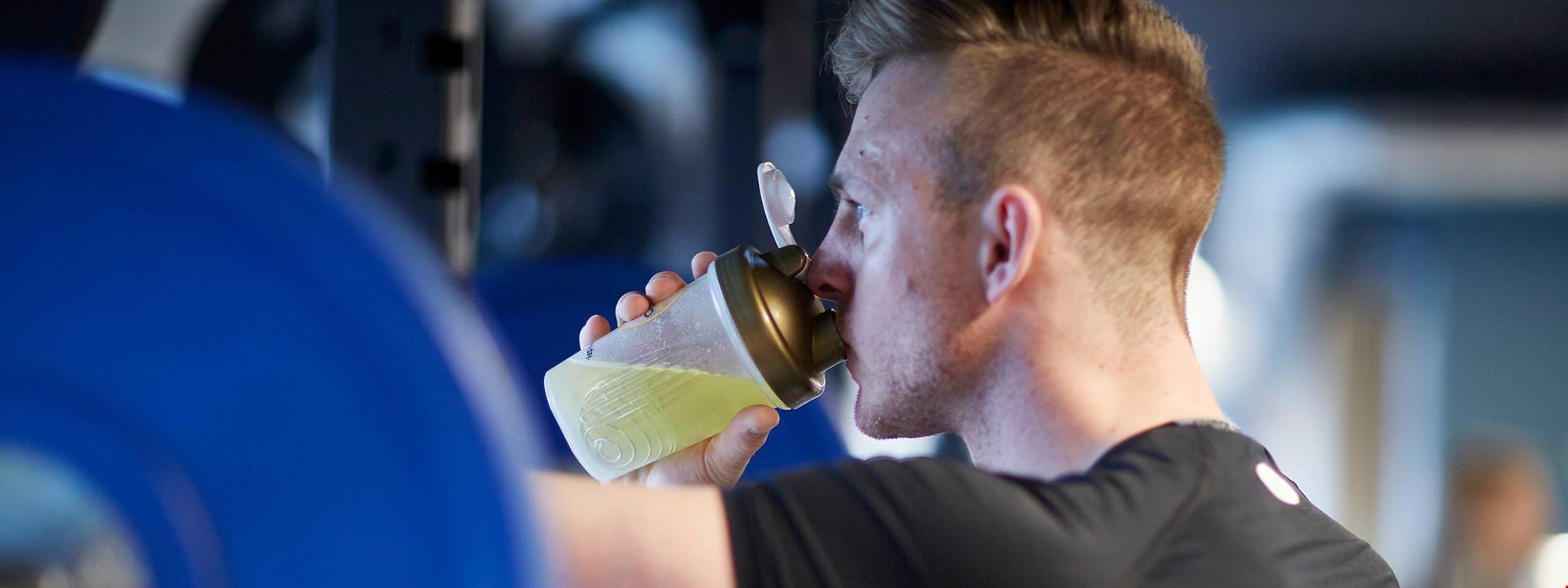 Whey protein for improved performance