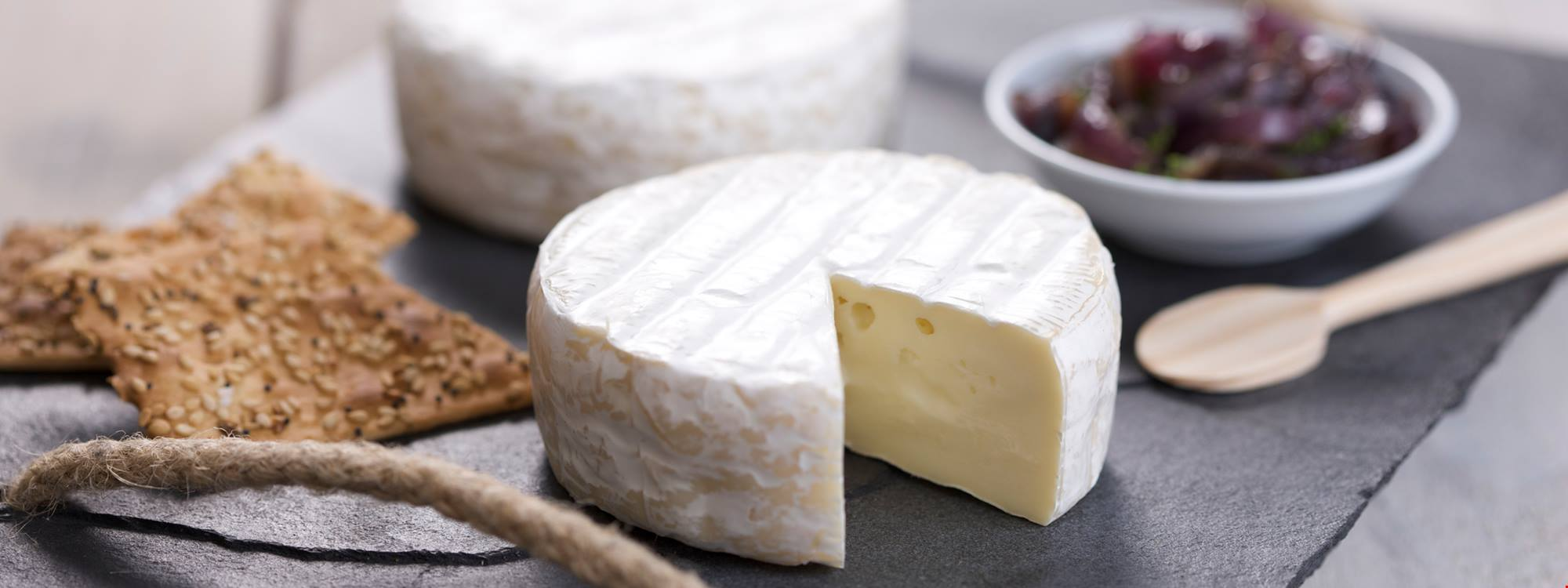 Low-fat cheese with delicious taste and a great look