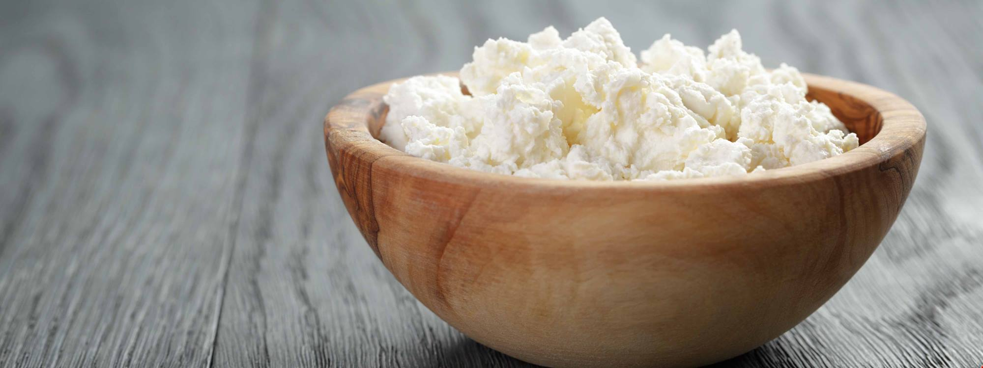 Simplify the production process for mascarpone and ricotta with Nutrilac