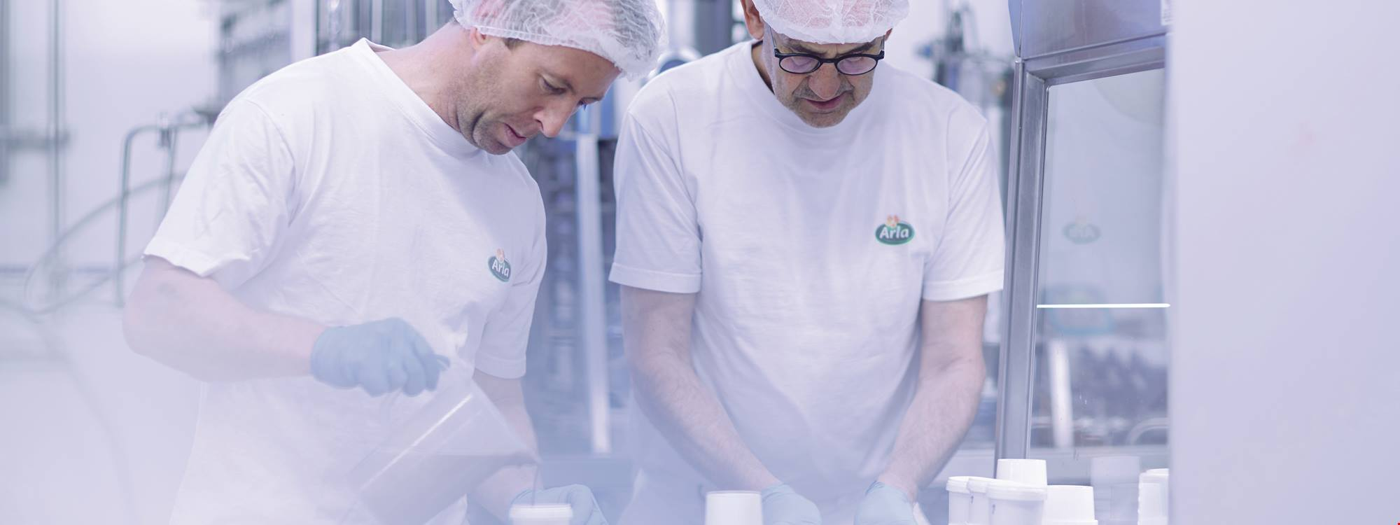 Tailored protein systems at Arla Foods Ingredients takes on your challenges
