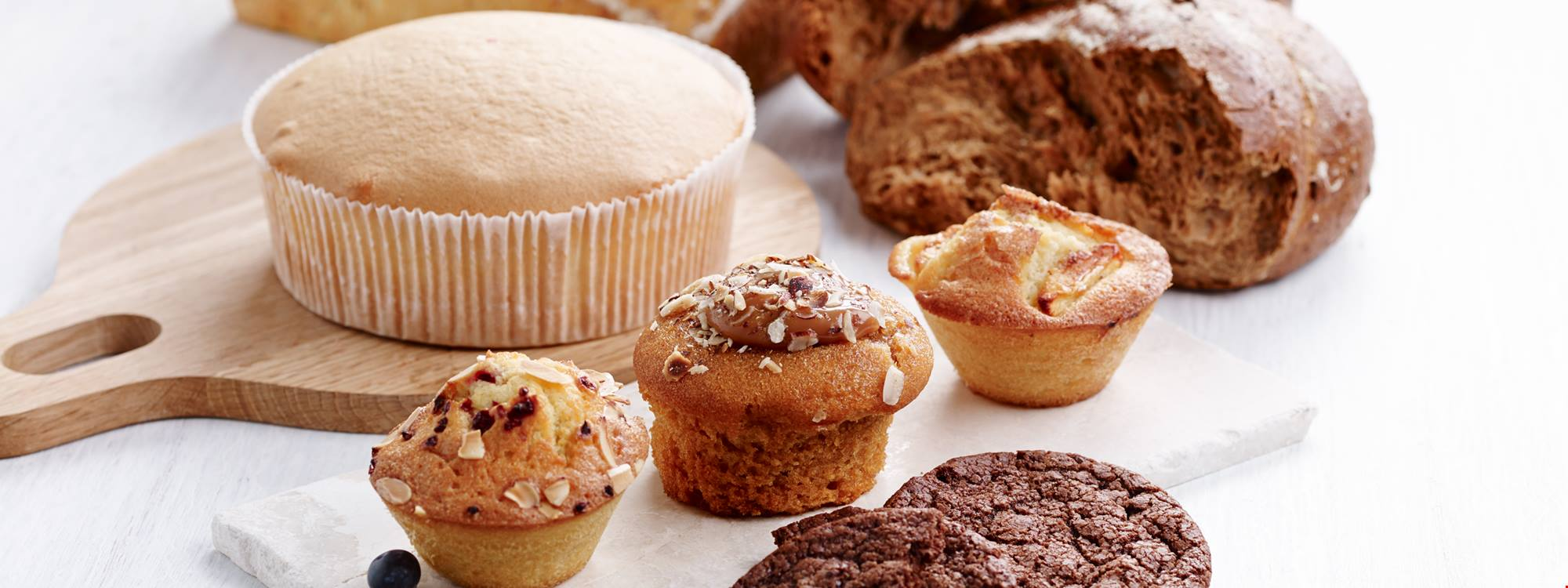 Whey-based solutions for the bakery industry