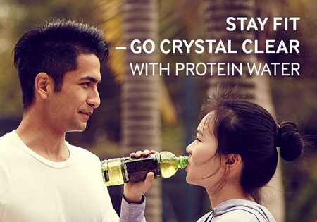 Stay fit - Go crystal clear brochure